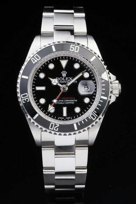 Imagen Rolex caja negra