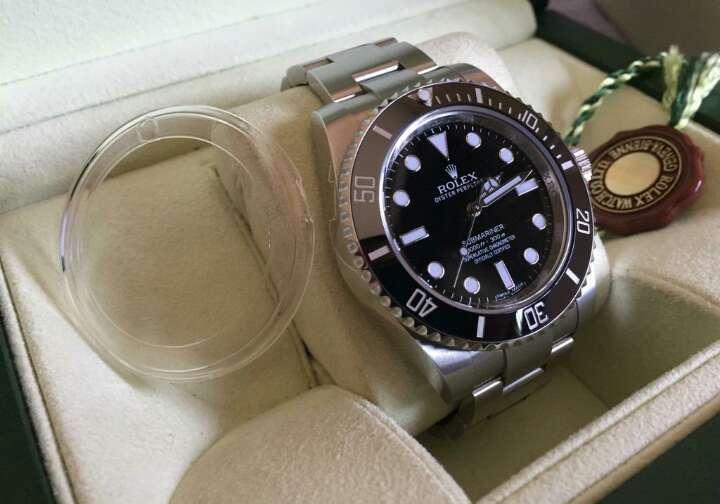 Imagen Rolex Submariner 16610
