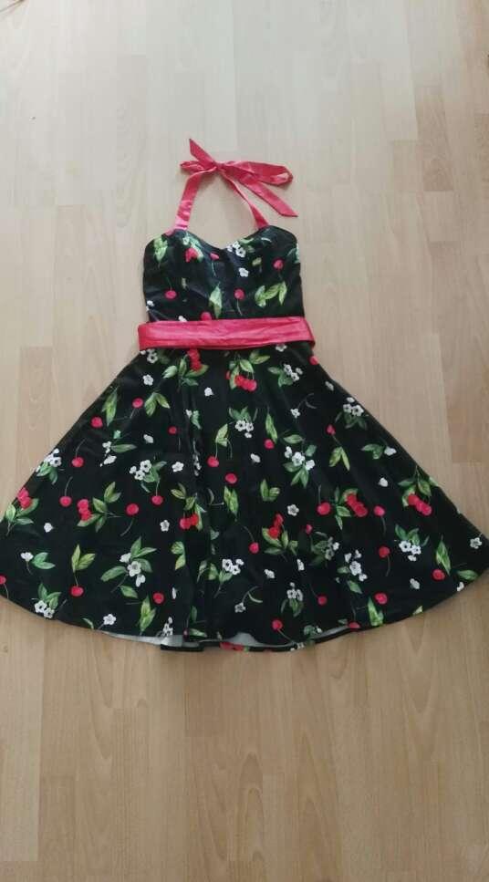 Imagen producto Vestido pin up. 2
