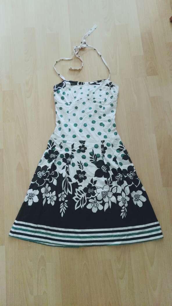 Imagen Vestido estilo retro.