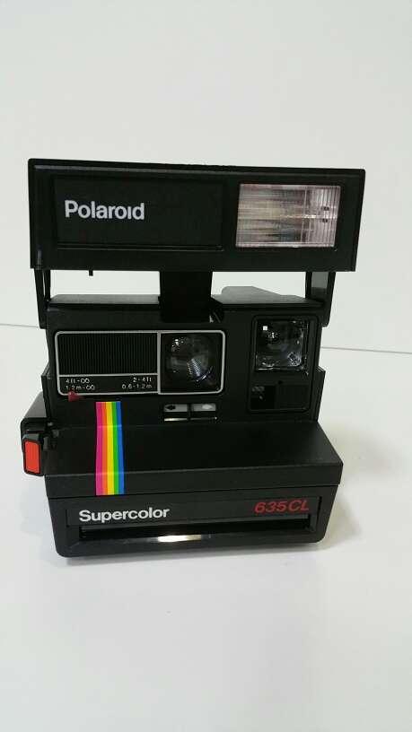 Imagen Polaroid 635 CL