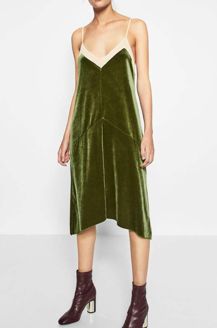Imagen Vestido de Zara.