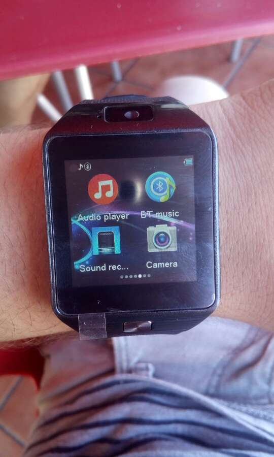 Imagen producto Reloj smartwhach 4