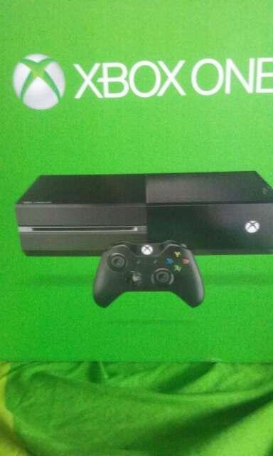 Imagen XboxOne+Fifa15 + Añadidos