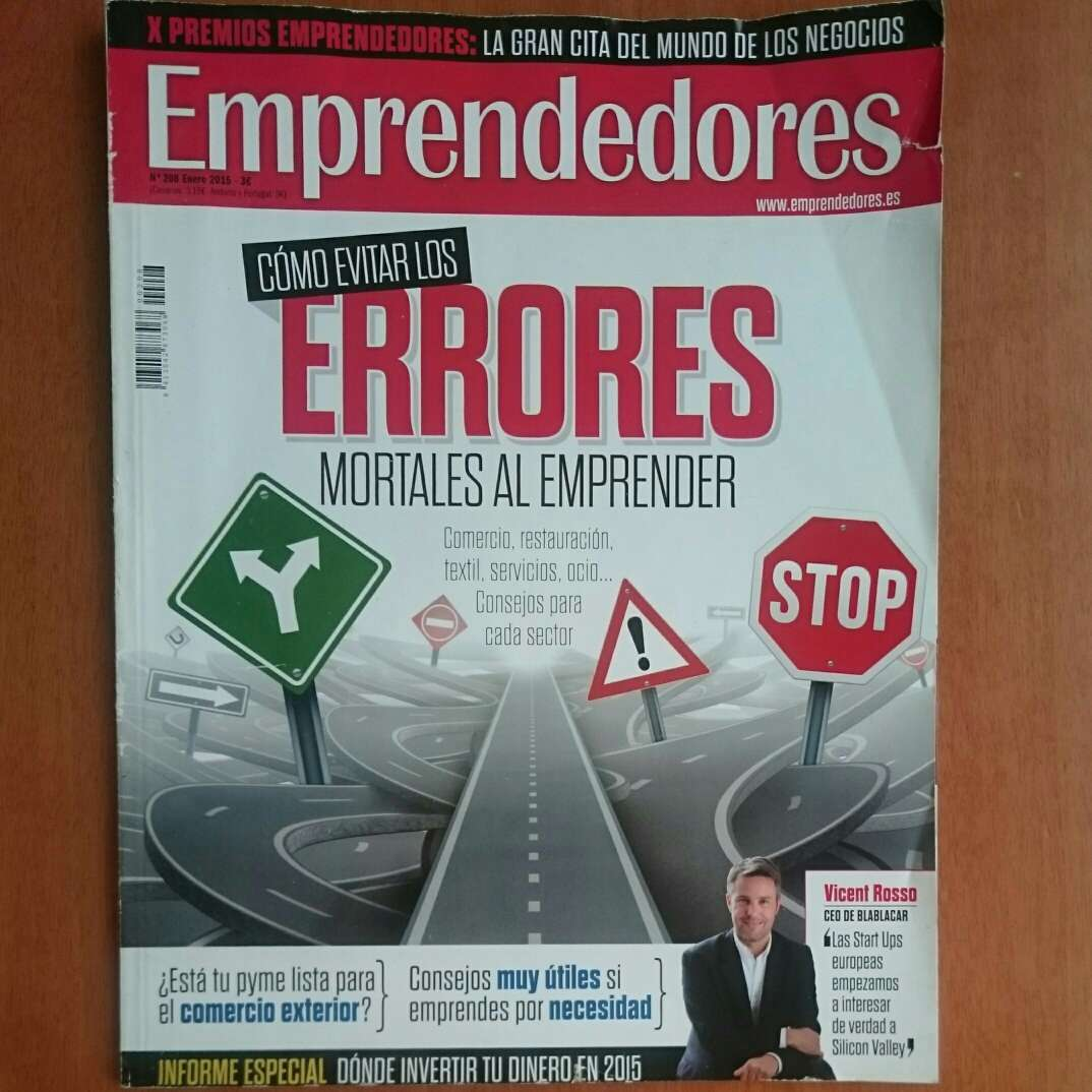 Imagen producto Cambio Revistas Emprendedores  2