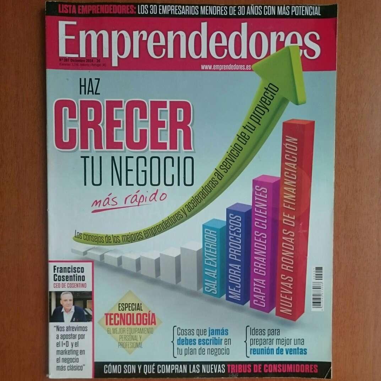 Imagen producto Cambio Revistas Emprendedores  3
