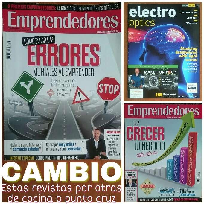 Imagen Cambio Revistas Emprendedores