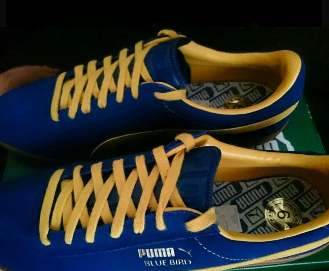 Imagen producto Zapatillas puma bluebird 3
