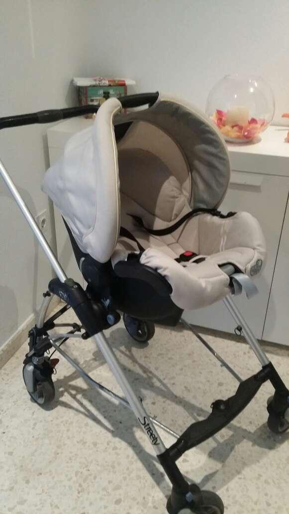 Imagen Carro bebé completo