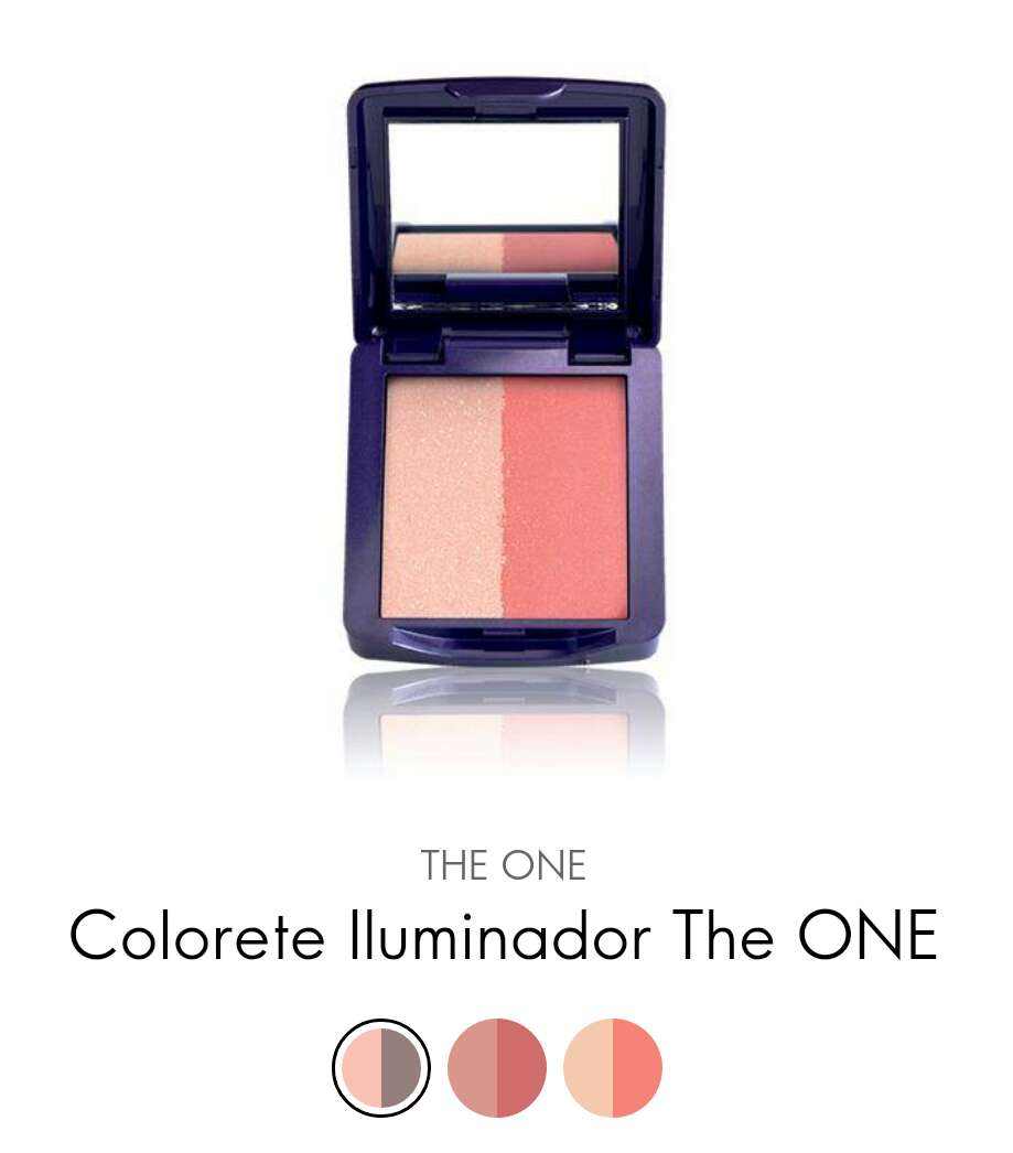 Imagen Colorete Iluminador The One