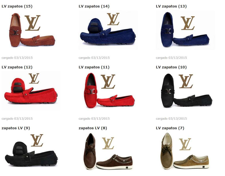 Imagen producto Zapatos Louis Vuitton 4