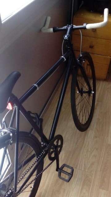 Imagen bicicleta fixie barata