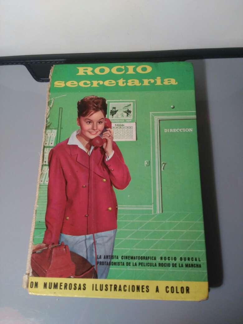 Imagen libro Rocío Dúrcal