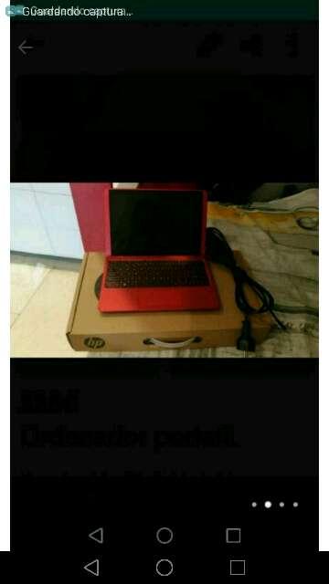 Imagen ordenador portatil