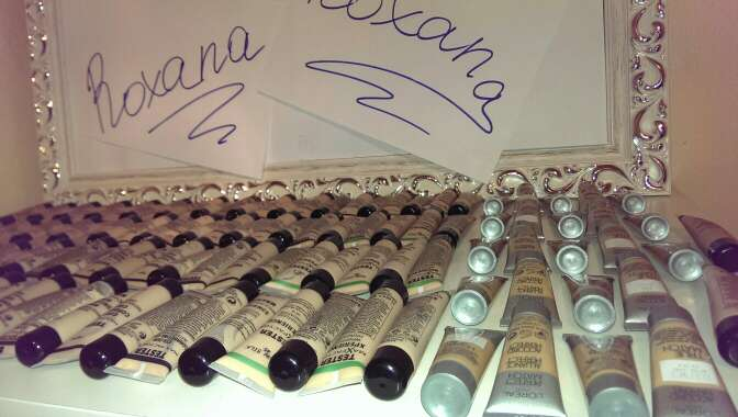 Imagen producto Lote bases de maquillaje 2