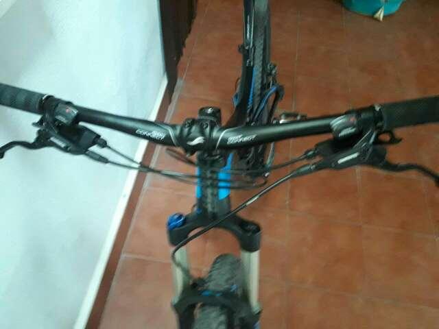 Imagen bicicleta GIANT TRANCE 2016 talla m