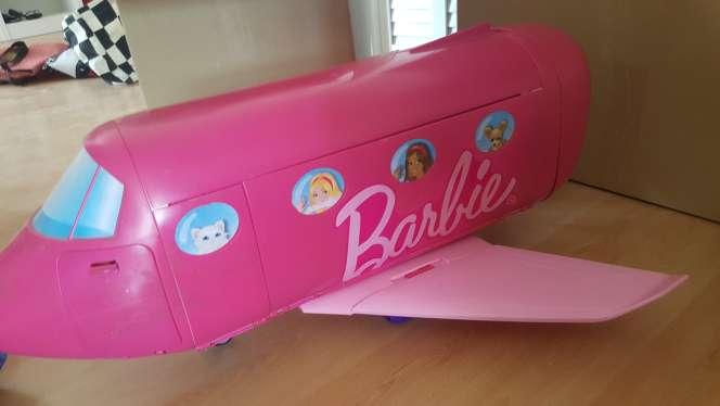 Imagen avion barbie