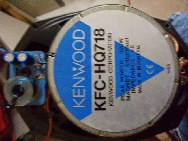 Imagen altavoces Kenwood 7