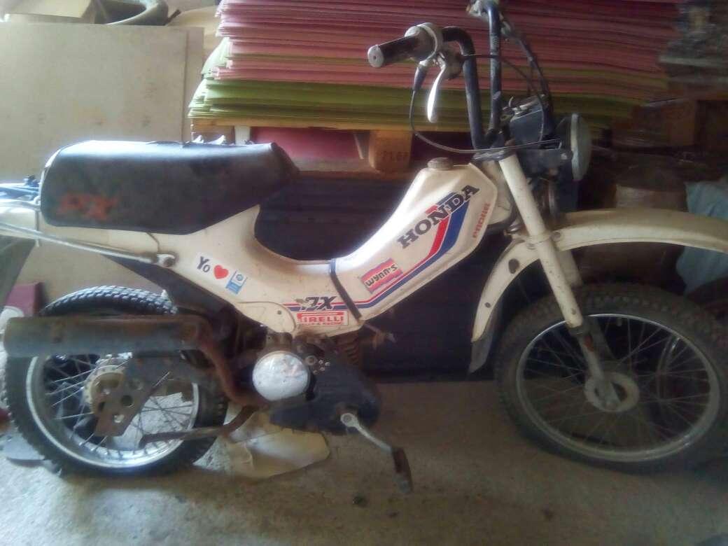 Imagen producto Moto Honda PX 49 classic 2