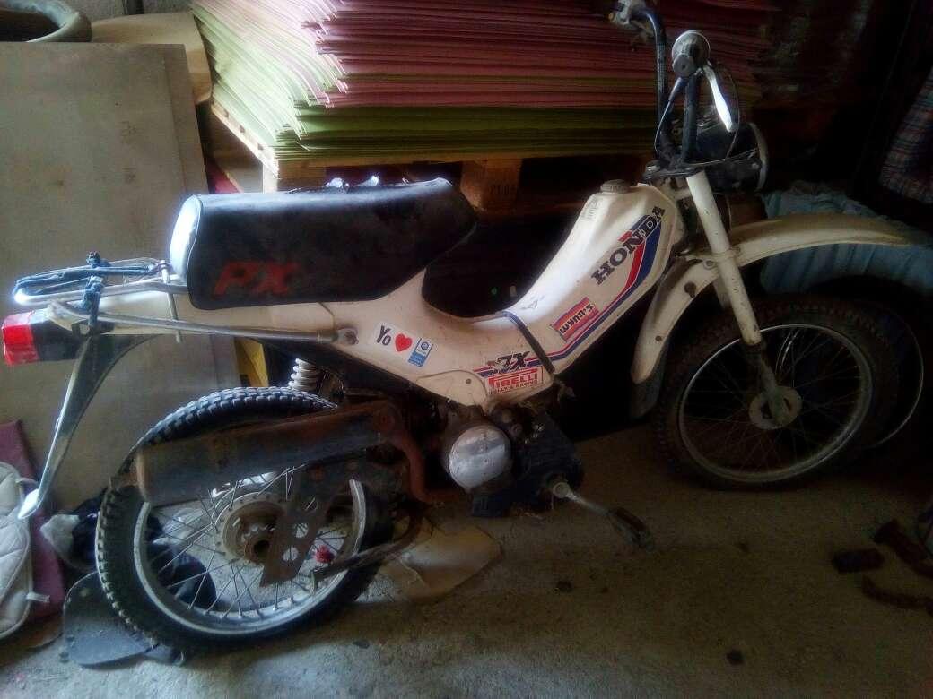 Imagen moto Honda PX 49 classic
