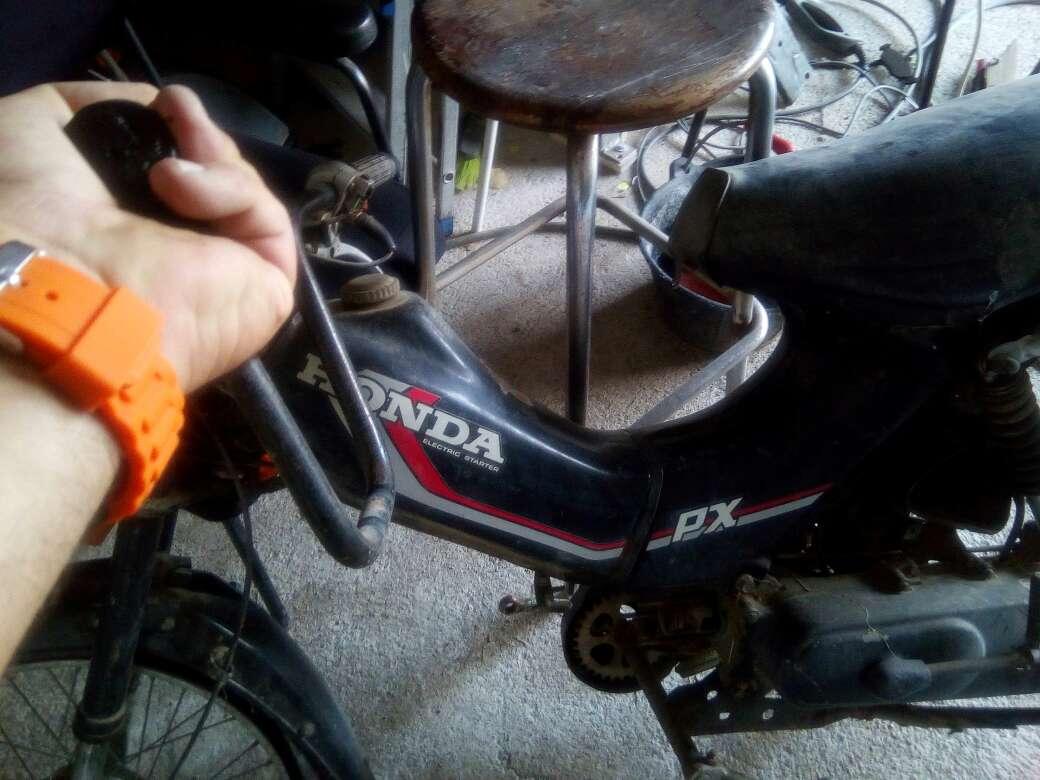 Imagen producto Moto Honda PX 49 classic 3