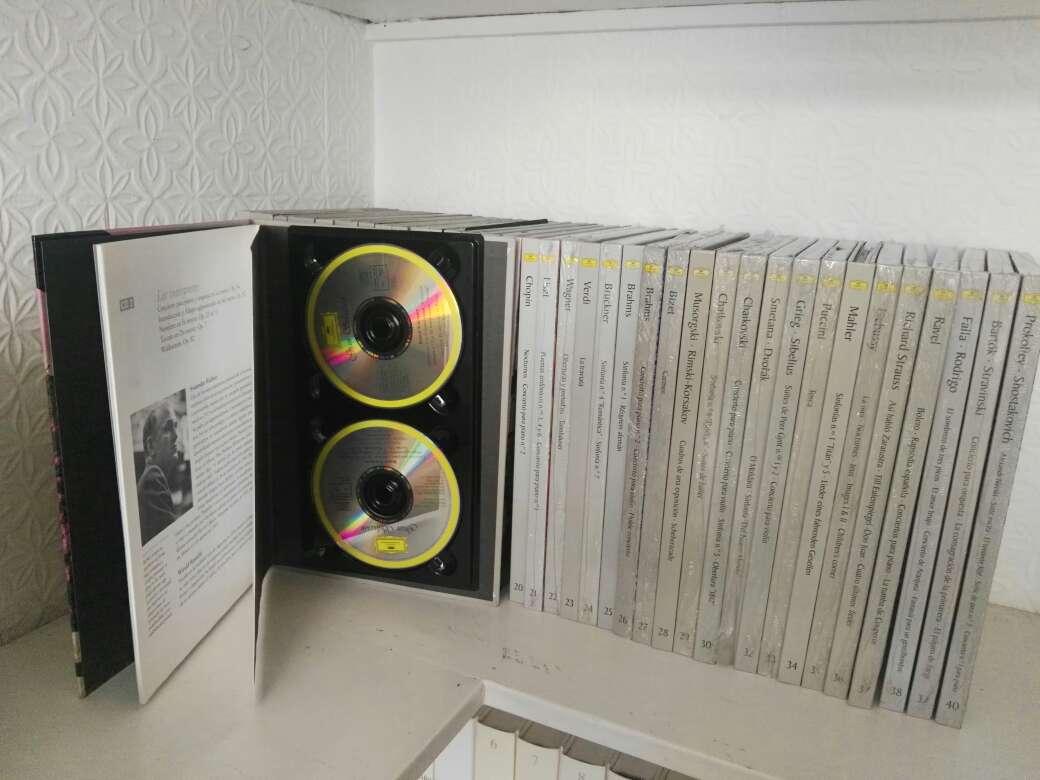 Imagen Colección música clásica