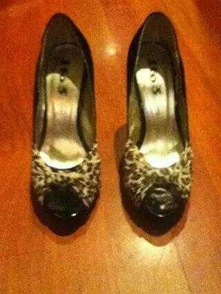 Imagen producto Zapatos leopardo 2