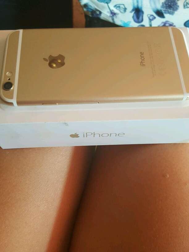 Imagen producto Iphone 6 dorado 2