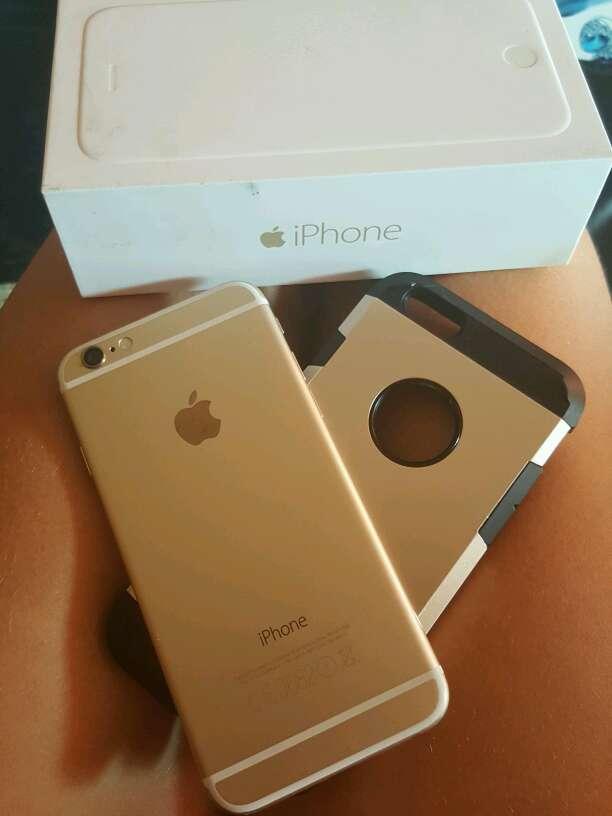 Imagen producto Iphone 6 dorado 3
