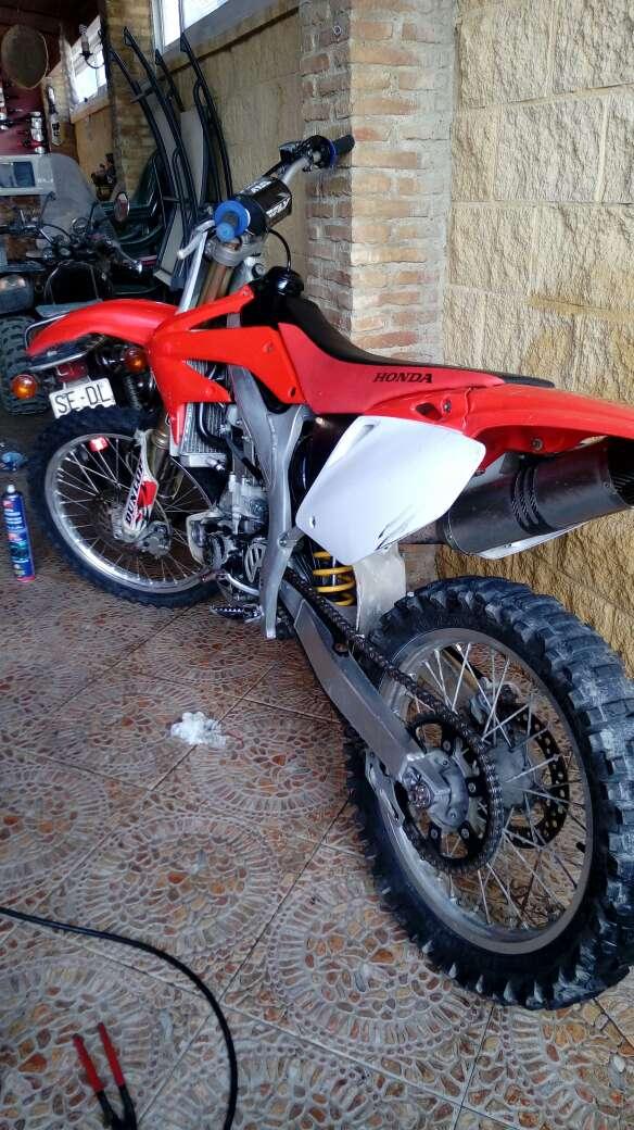 Imagen producto Honda crf450 año 2009 2