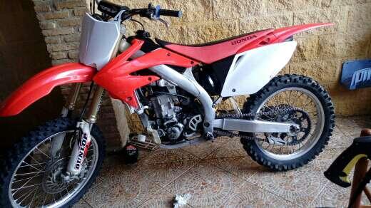 Imagen producto Honda crf450 año 2009 4