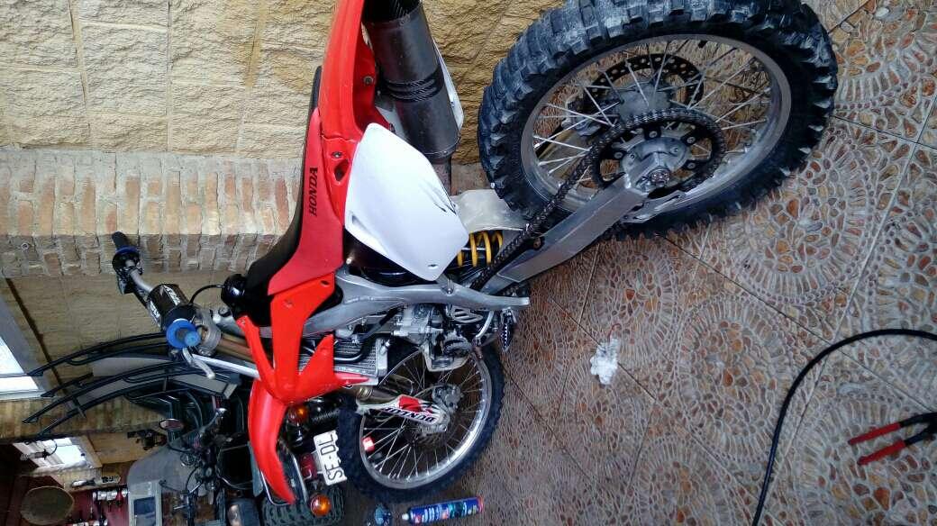 Imagen producto Honda crf450 año 2009 3