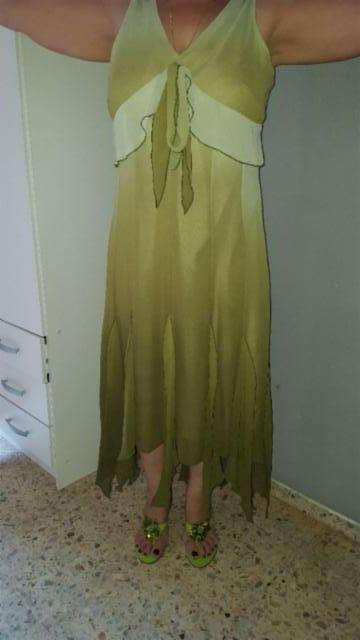 Imagen producto Vestido largo Mujer 2
