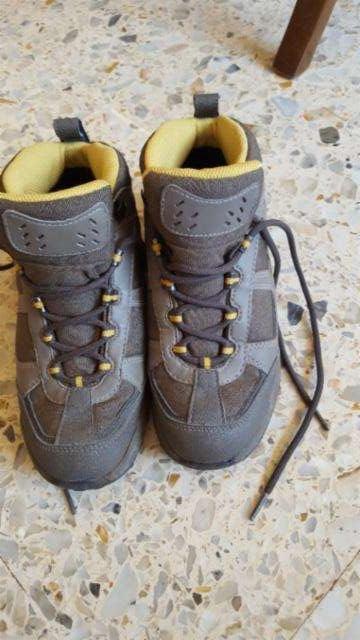 Imagen Zapatillas De Montaña