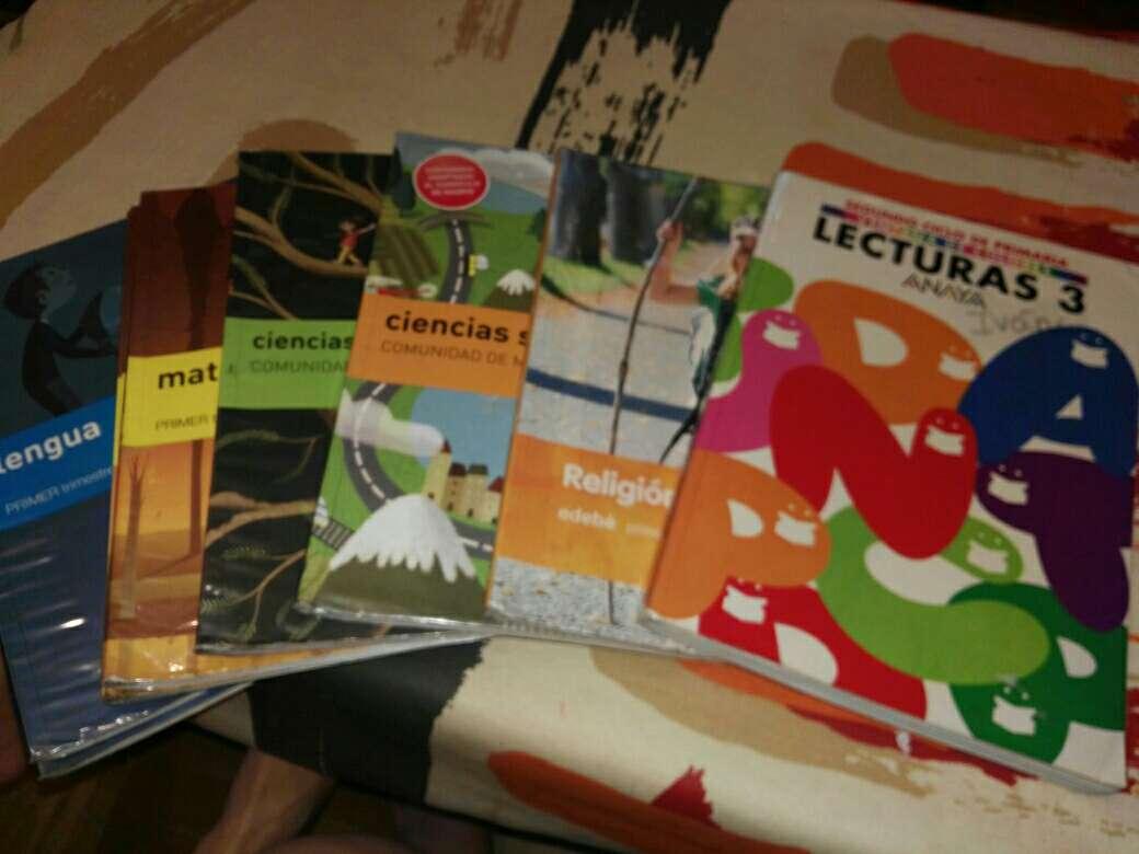 Imagen Lote libros de texto