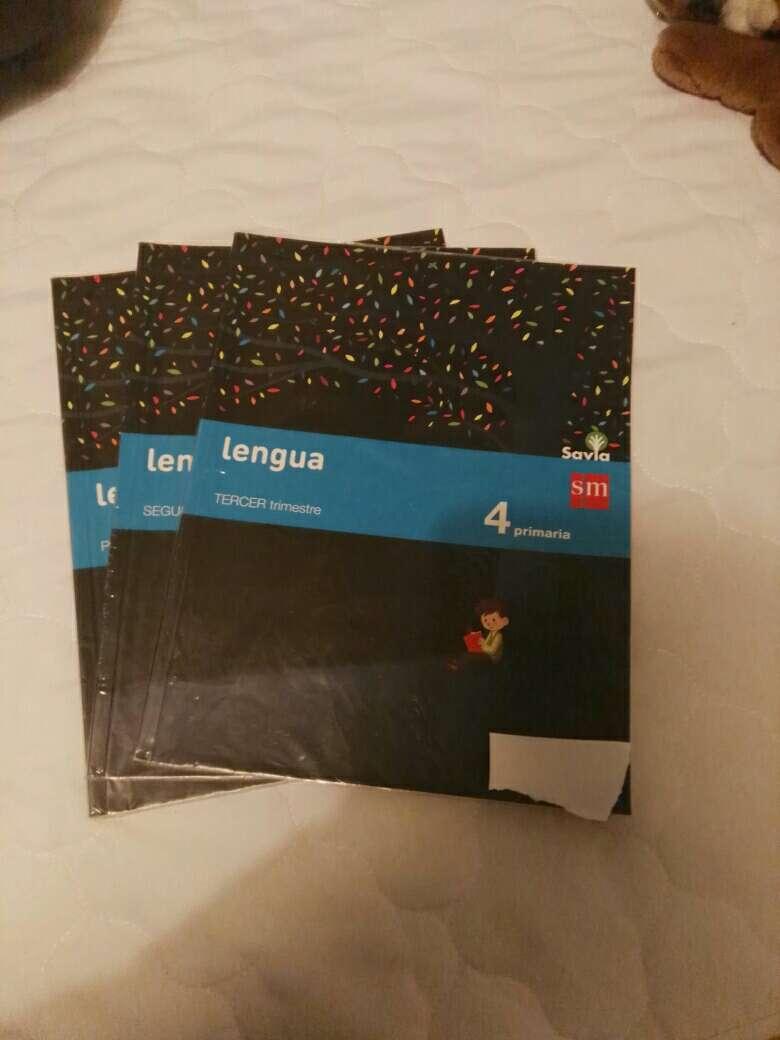 Imagen Libros de lengua