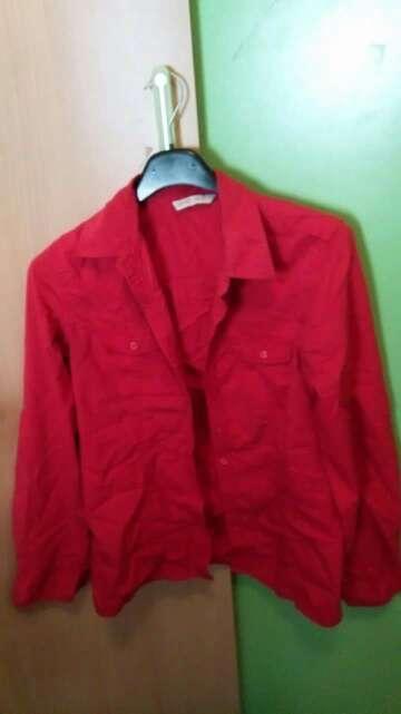 Imagen camisa roja L/2.50€
