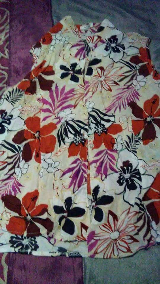 Imagen blusa estampada L/2.50€