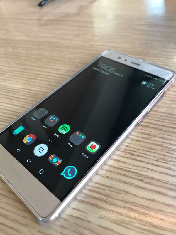 Imagen producto Huawei p9 plus Impecable 3