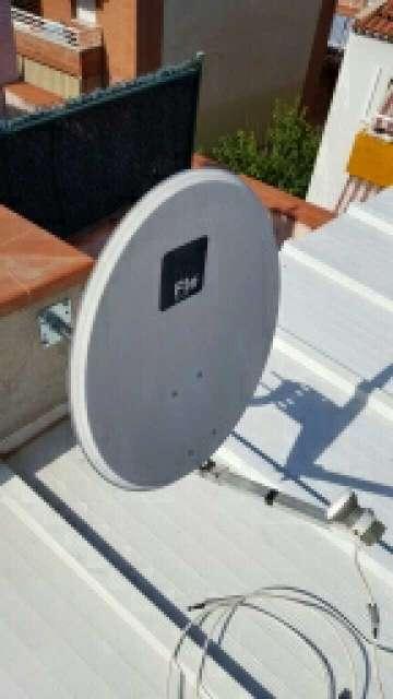 Imagen Hola le orientó su antena por astra 19.2