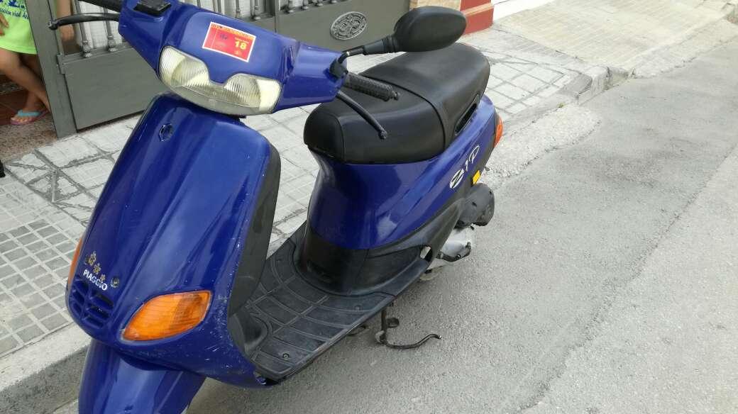 Imagen producto Venta Moto Piaggio Zip 2