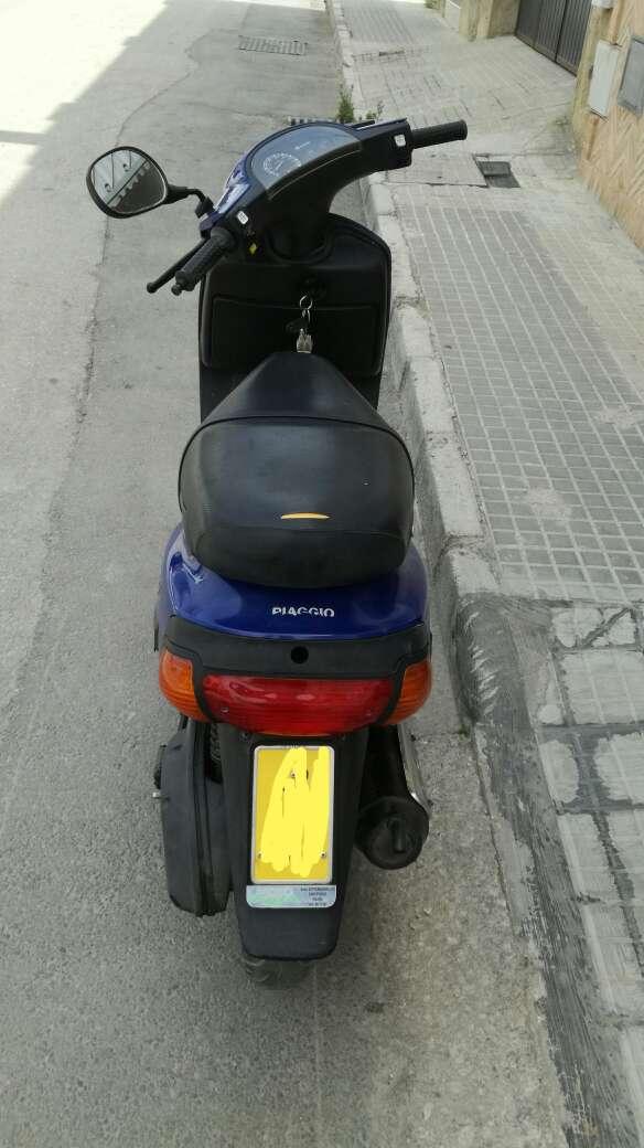 Imagen producto Venta Moto Piaggio Zip 3