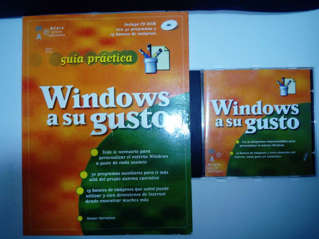 Imagen Windows a tu gusto.