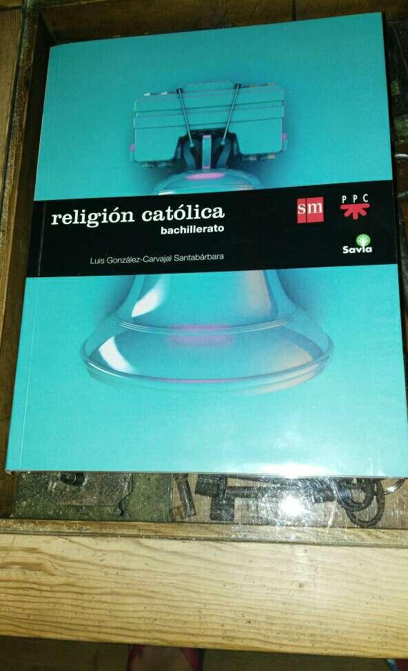 Imagen Libro de Religión de 1° Bachillerato