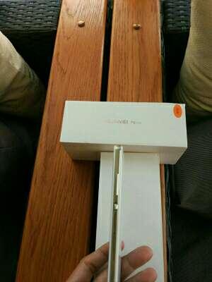 Imagen producto Huawei p8 lite blanco con funda incluida 2
