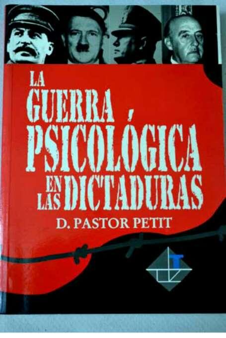 Imagen La guerra psicológica en las dictaduras