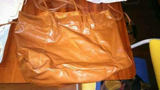 Imagen bolso marrón
