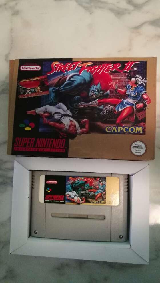 Imagen Street Fighter II