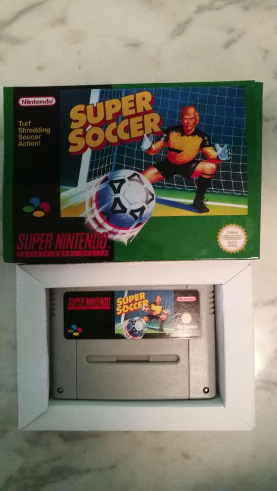 Imagen Super Soccer