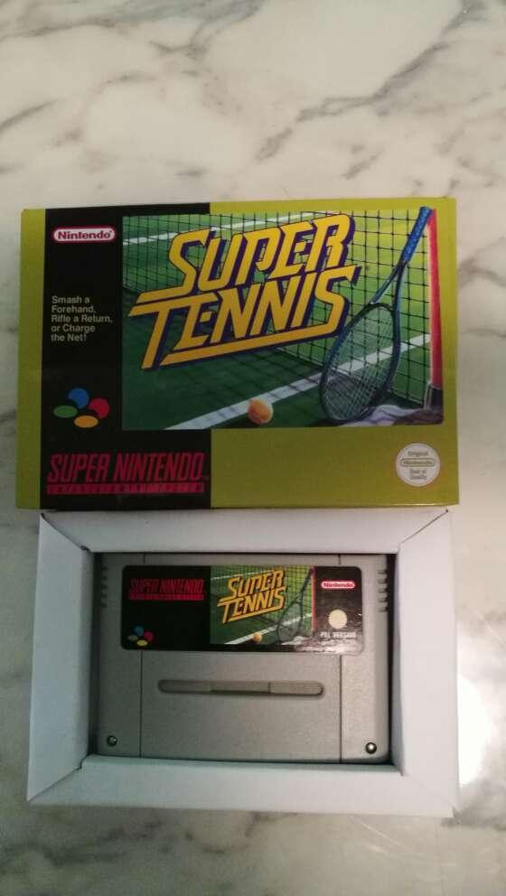 Imagen Super Tennis